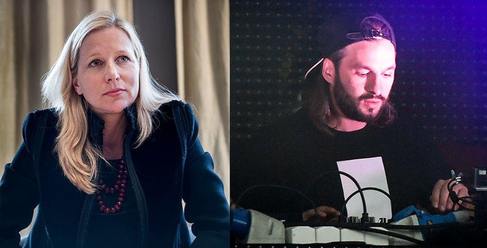 Breakit - Stenbeck och Steve Angello planerar ny hemlig musiksatsning