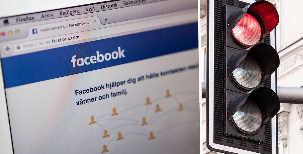 Breakit - Facebook-användare slängs ut – fruktar nytt hack