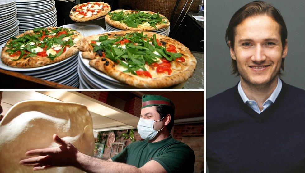 Uppror mot Onlinepizza - 44 pizzabagare går till konkurrent