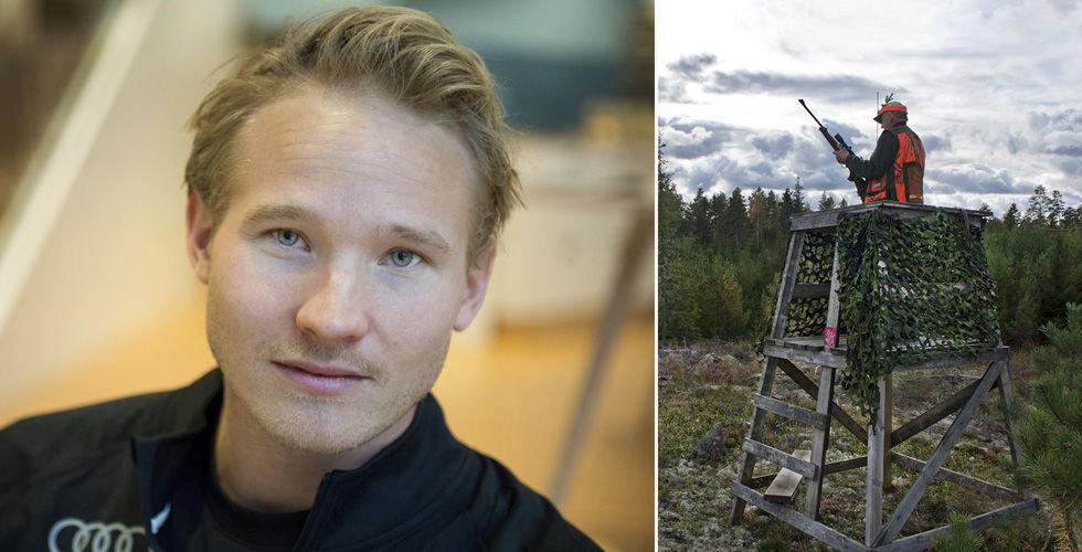 Jens Byggmark har nytt mål i sikte – investerar i The great wild