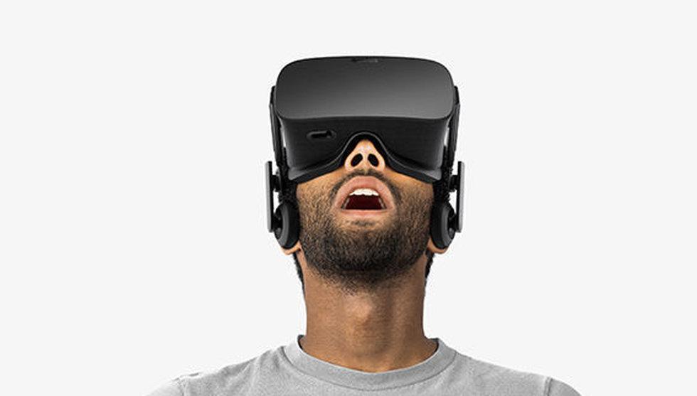 Facebooks VR-målsättning - vill sälja 400.000 headset bara i år