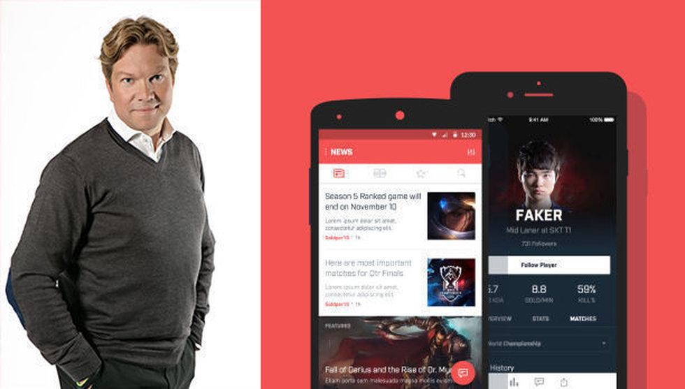 MTG fortsätter pumpa in pengar i e-sport - investerar i nyhetsapp