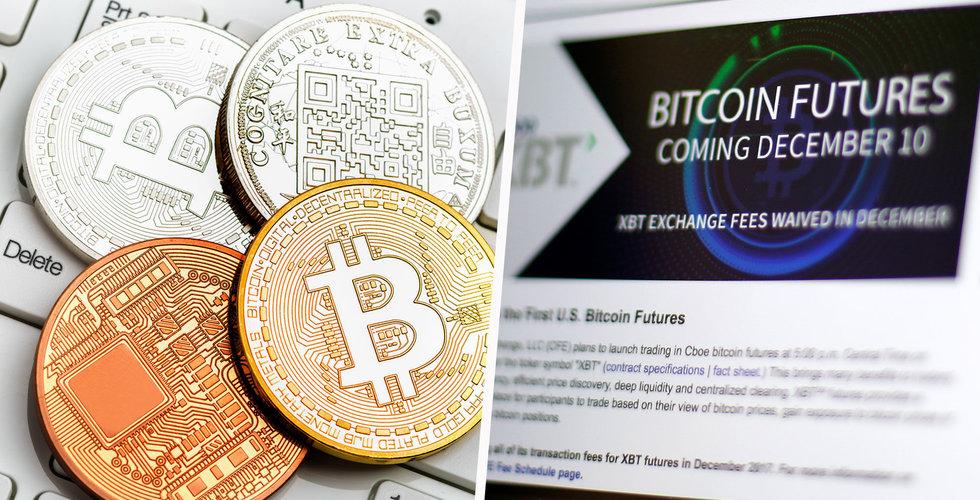 Breakit - Sajten kraschade av trycket – vid midnatt startade bitcoin-handeln