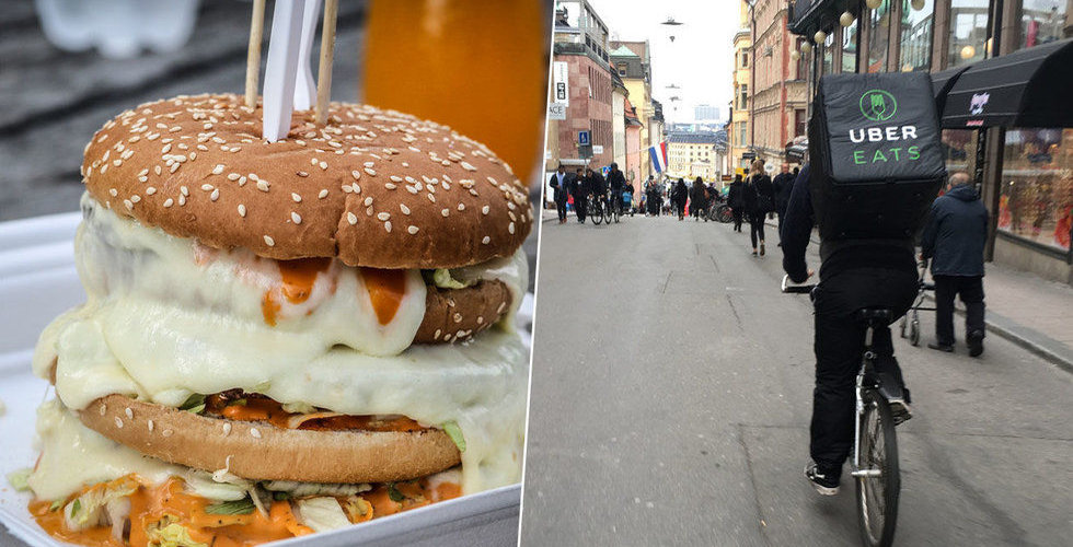 Breakit - Så lite tjänar cykelbud på Foodora och Uber Eats i Stockholm – anställda vittnar om slavlöner
