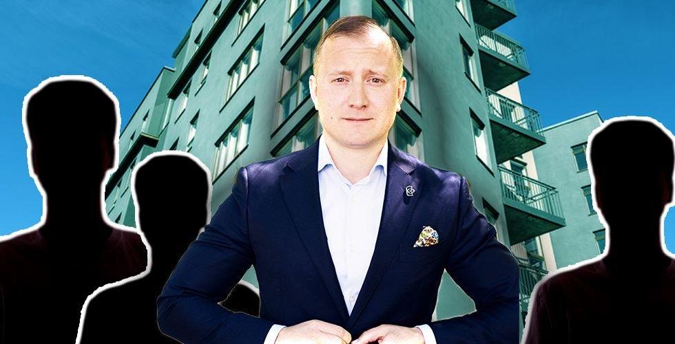 Enklas nya hemliga investerare som tror på bolaget – trots att lanseringen dröjer