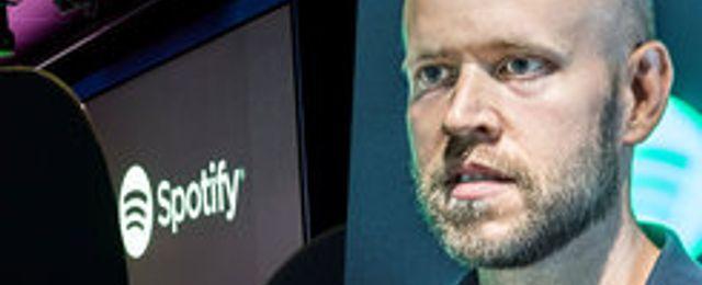 Spotify laddar kassan – ska ta in över 10 miljarder i obligation