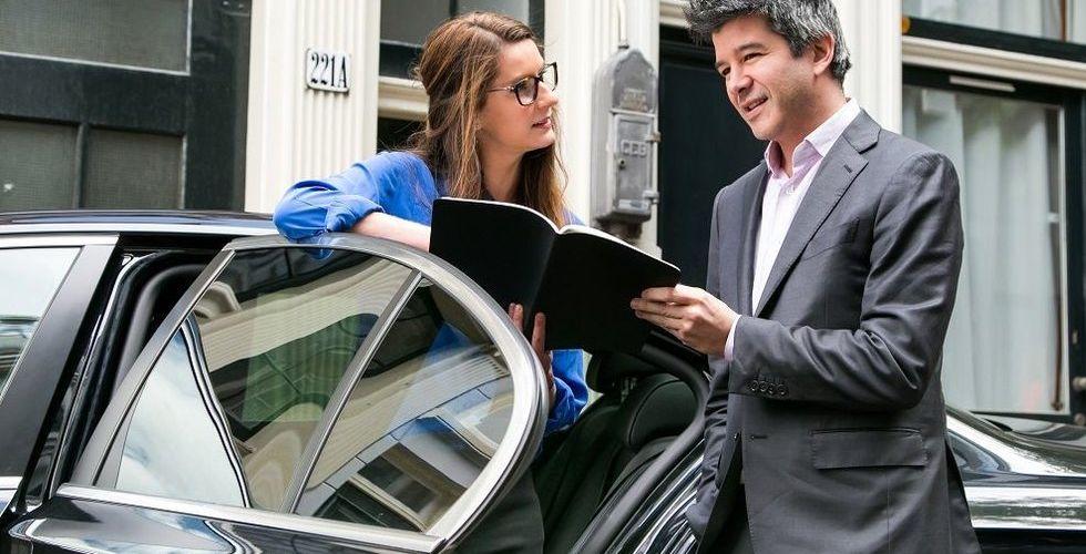 Breakit - Uber ger sig ut på vägarna – i jakt på svenska startuptalanger