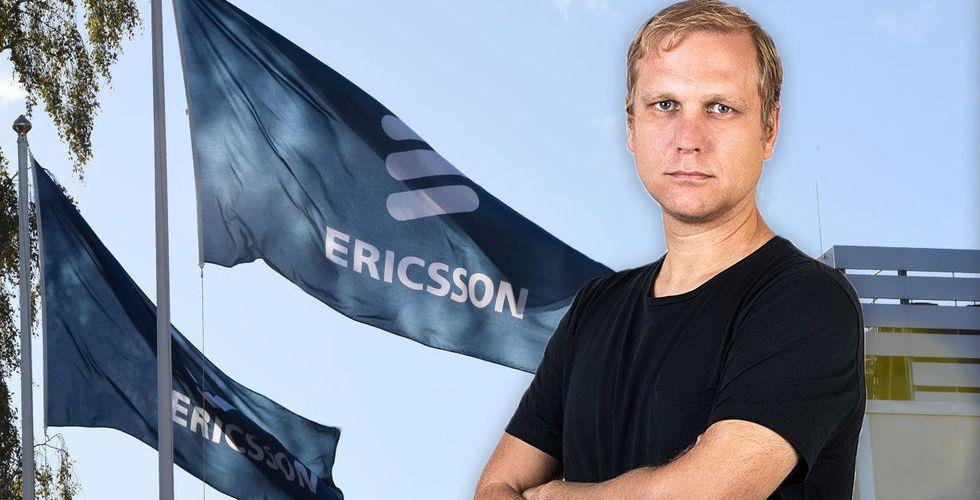 Breakit - Nödlösningen Börje Ekholm kan bli räddningen för Ericsson