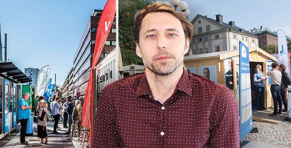 """Johan Attby svingar mot politikerna – """"Saknas större vision för Sverige"""""""