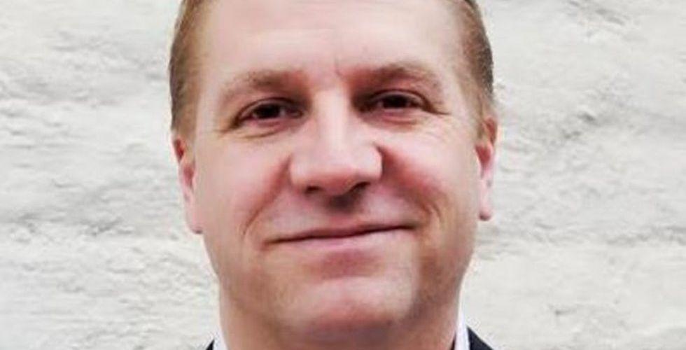 Sålde dammsugarpåsar - nu investerar han i e-handelsnätverk