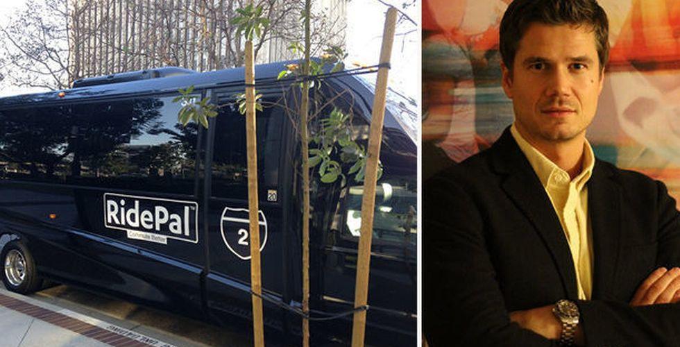 Här är Volvos okända techjuvel - investerare i bussarnas Uber
