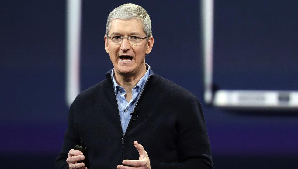 Breakit - Apple-vd:n Tim Cook förfäras av nya gayfientliga lagar i USA