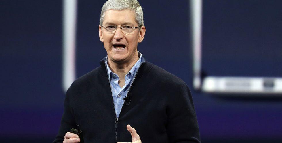 Apple-vd:n Tim Cook förfäras av nya gayfientliga lagar i USA