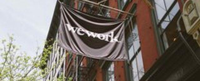 Wework tappar kommunikationschef inför börsnotering