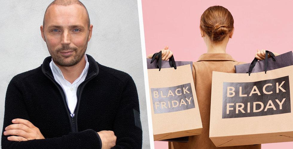Nakds succésiffror – sålde för kvarts miljard under shoppingveckan