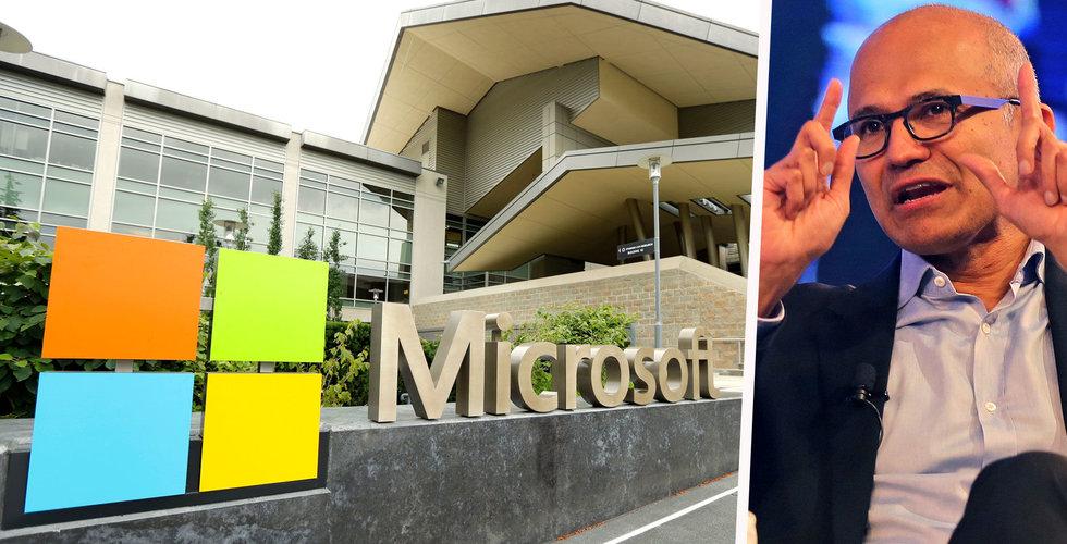 Breakit - Microsoft satsar på molnet – Windows-chefen tvingas bort