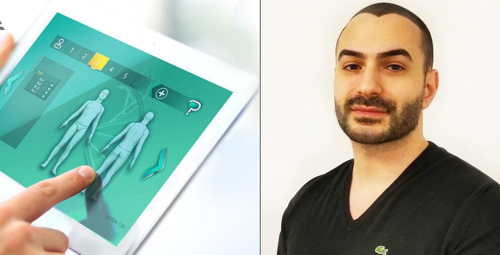 Byon8 fyller kassan för att digitalisera vården i Afrika