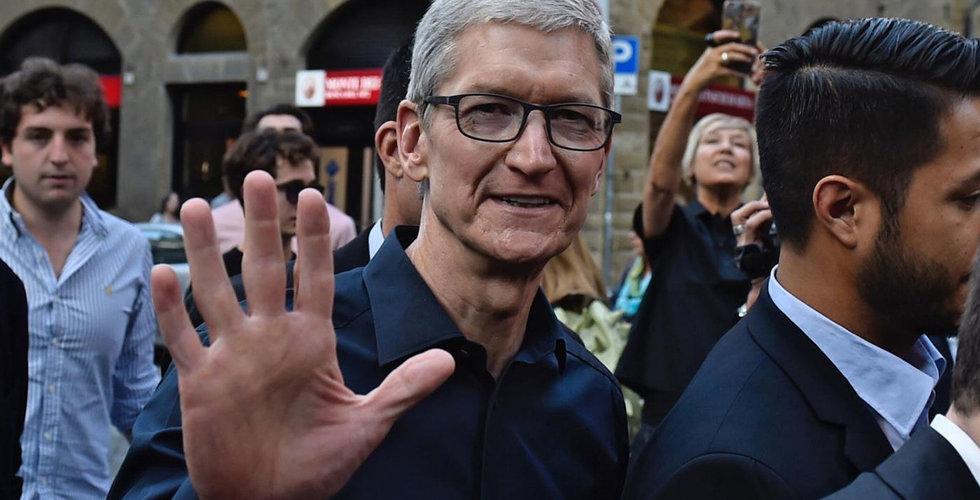 """Apples nya satsning – köper """"Spotify för magasin"""""""