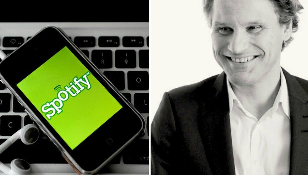 Breakit - Så fixade Pär-Jörgen Pärson miljardklippet i Spotify