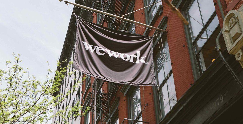 Wework köper upp Spacious