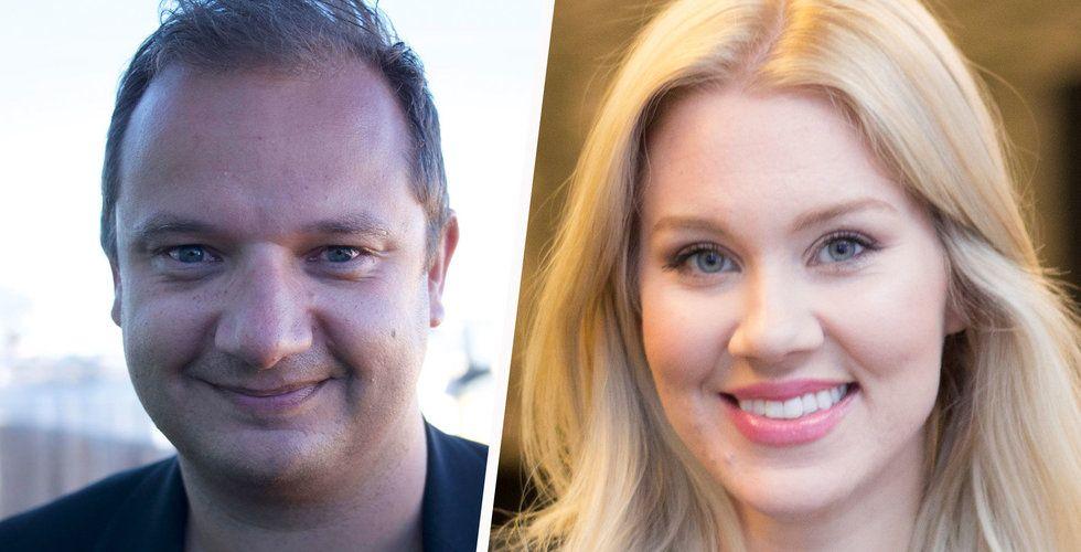 Breakit - Fundedbyme och Isabella Löwengrips Nordic Tech House inleder samarbete
