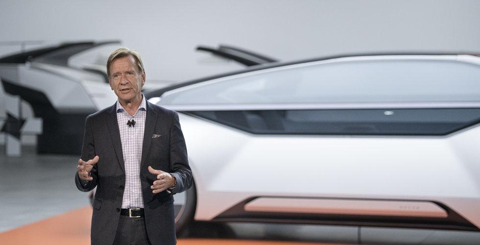 Volvo cars: Framtida bilar ska stoppa rattfyllor