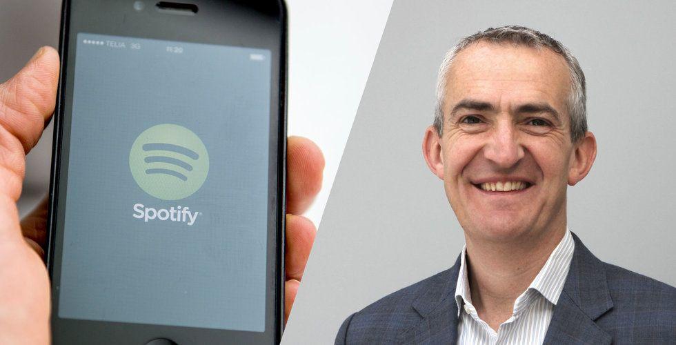 Uppgifter: Spotify tappar toppchefer – mitt under viktiga förhandlingar