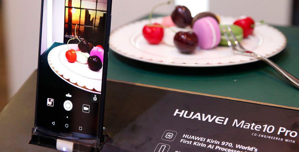Breakit - Teknikjätten Huawei straffar grundaren och toppchefer med interna böter