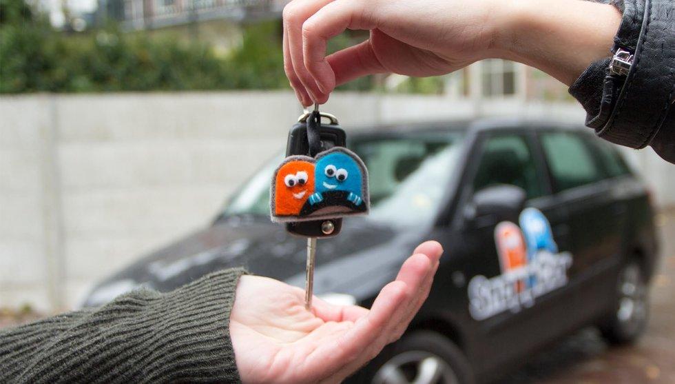 Hajpad holländsk startup ska få svenskar att låna grannens kärra