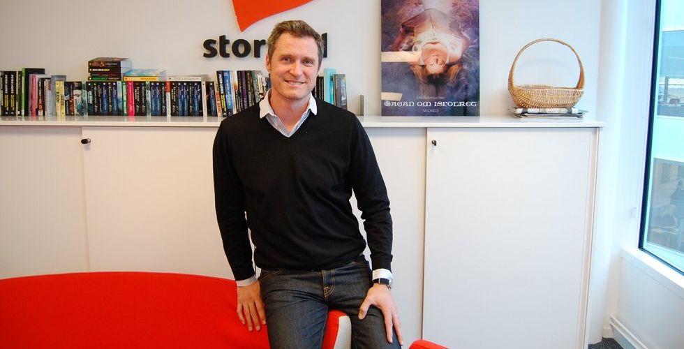 """Breakit - Storytel köper upp Barnens Bokklubb: """"Ser många fördelar"""""""