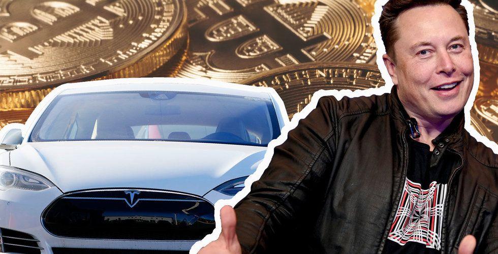 Elon Musk säger att Tesla troligtvis ska börja acceptera bitcoin igen