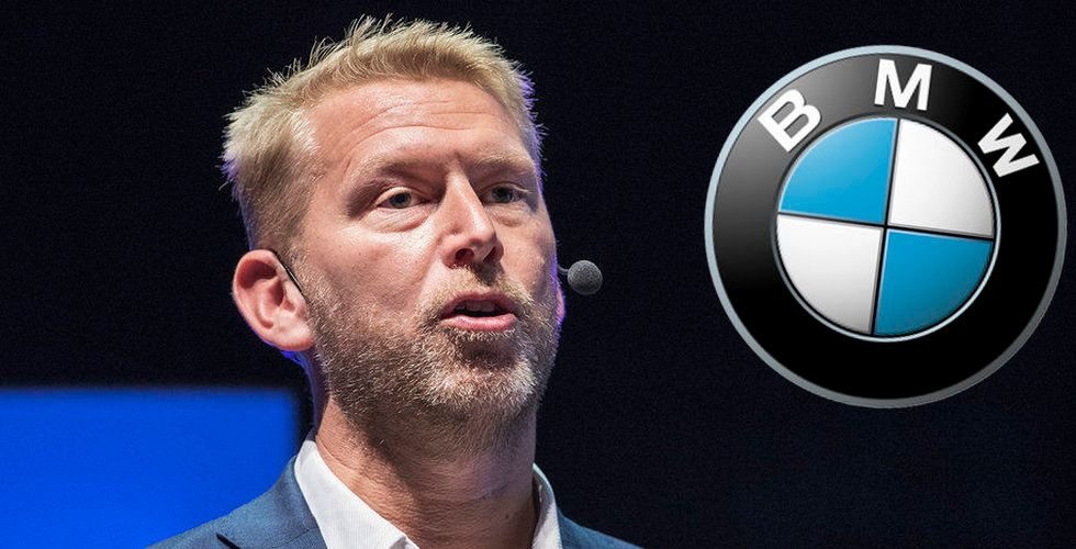 Northvolt tecknar stort avtal med BMW