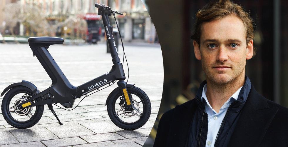 Wheels vill få dig att dumpa elsparkcykeln – lanserar i Stockholm