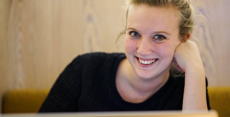 """Breakit - Tjejer kodar-grundaren Hanna Pettersson: """"Om all skiter sig startar jag hunddagis"""""""