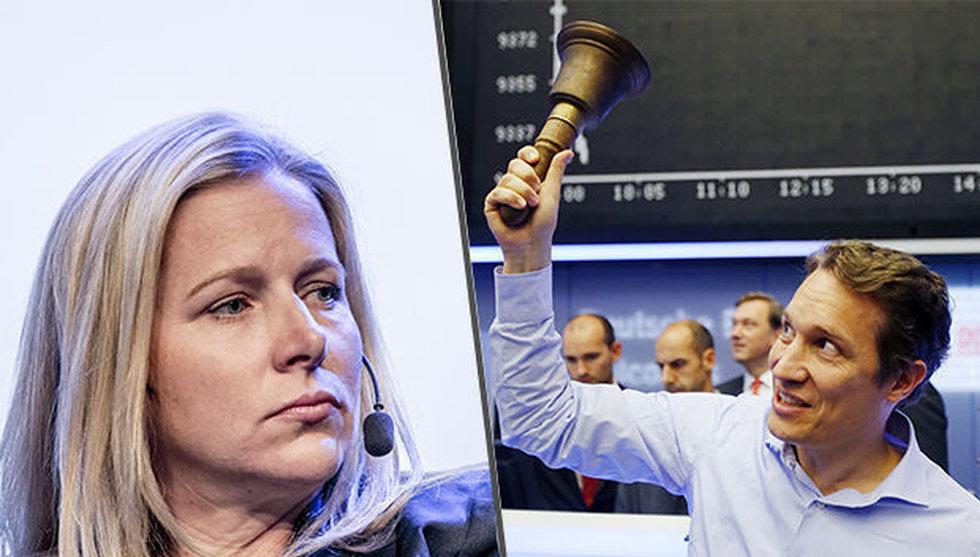 Kinnevik-ägda Rocket internet rasar efter rapportbesvikelse