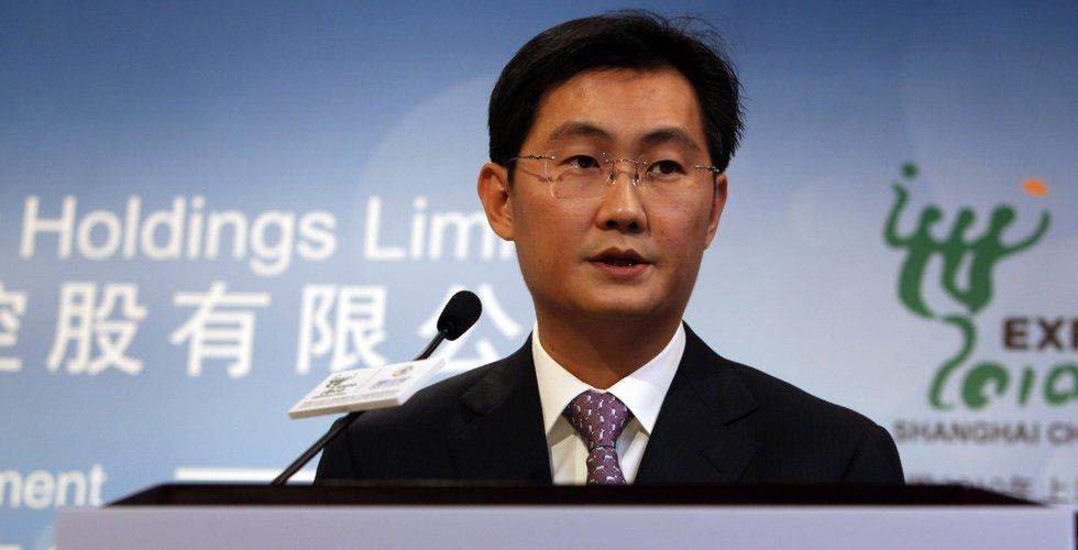 Tencent ska lansera spelkontrakt för föräldrar och barn