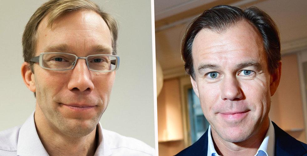 Stefan Krook och Karl-Johan Persson lägger ned GodHjälp