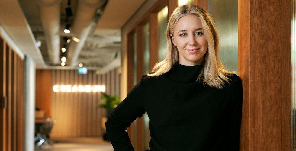 Sabina Wizander återvänder till Creandum – blir första kvinnliga partnern