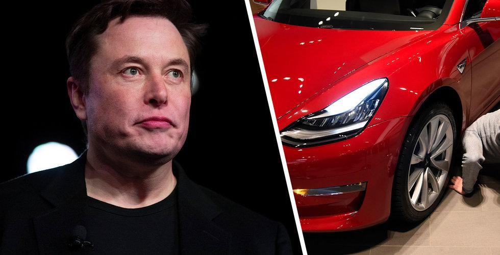 """Elon Musk hotar med att flytta Teslas huvudkontor: """"Detta var droppen"""""""