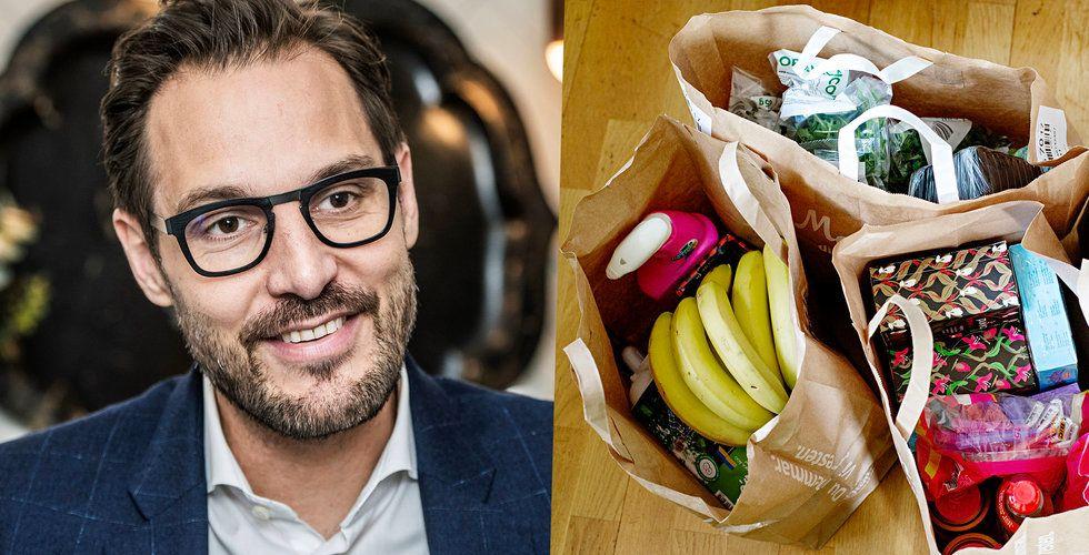 Kinnevik blir största ägare i matbutiken Kolonial – som byter namn till Oda