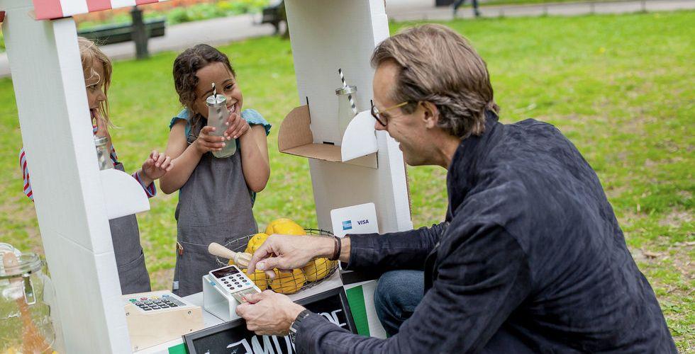 Breakit - Izettle lanserar ny kontaktlös kortläsare i Sverige
