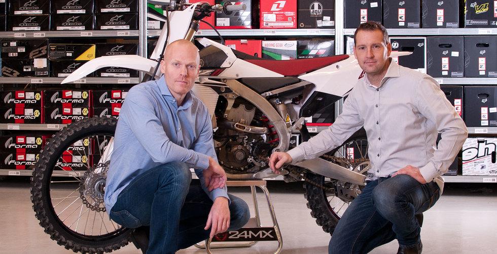 Startade i ett garage – nu är deras e-handelsbolag värt miljarder