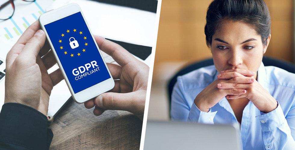 Efter GDPR – stor ökning i antalet anmälningar i flera EU-länder