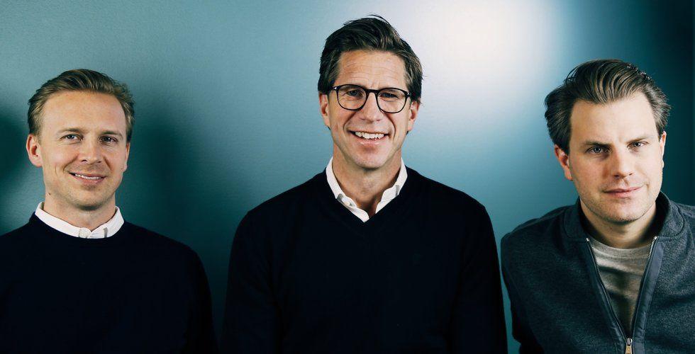 Grundarna och Qviberg säljer av när mediejätte går in i Ingager