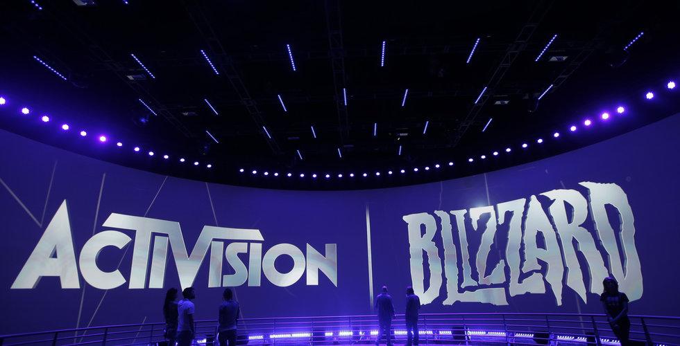 Activision Blizzard föll efter att nyhetsbyrå läckt ut resultat i förtid