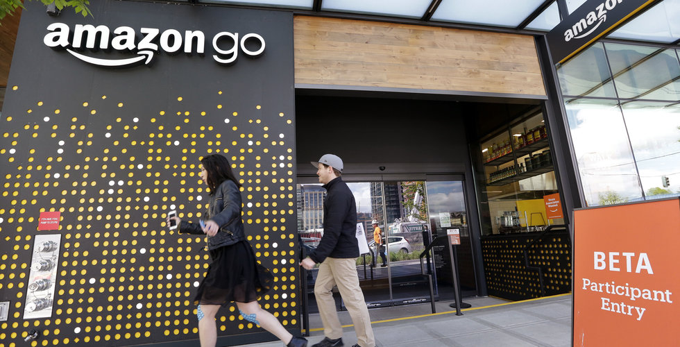Breakit - Idag lanserar Amazon sin automatiska mataffär Amazon Go