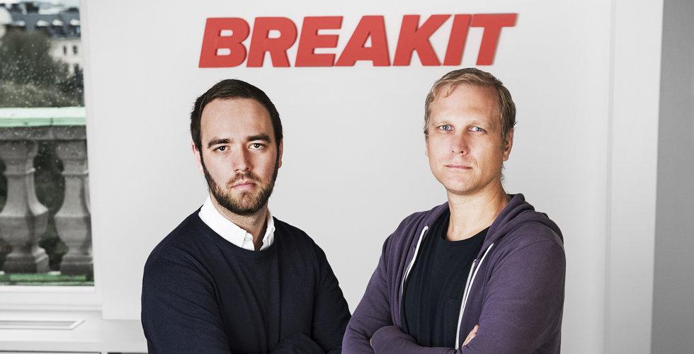 Breakit - Grundaren: Då måste jag avgå som vd för Breakit