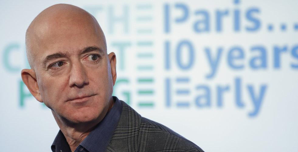 Bezos investerar i brittiska startupen Beacon