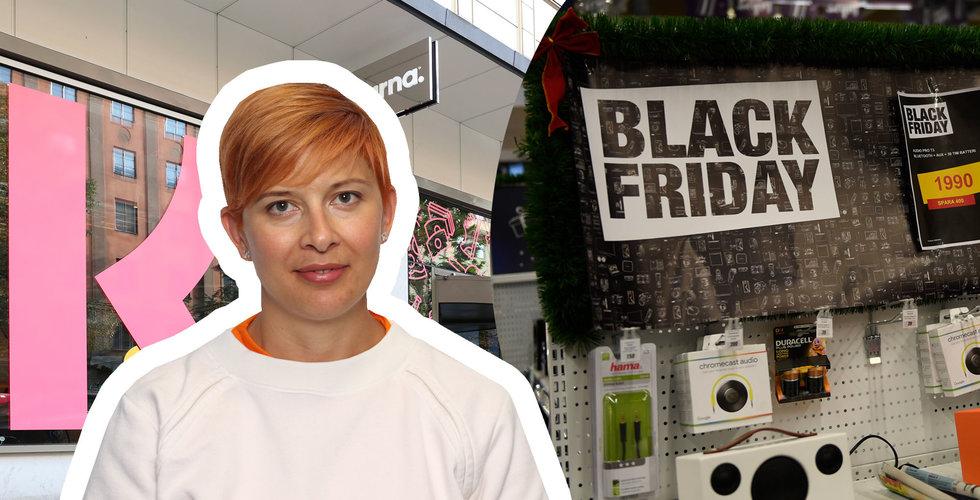 Första siffrorna på Black Friday – ökar med 50 procent mot förra året