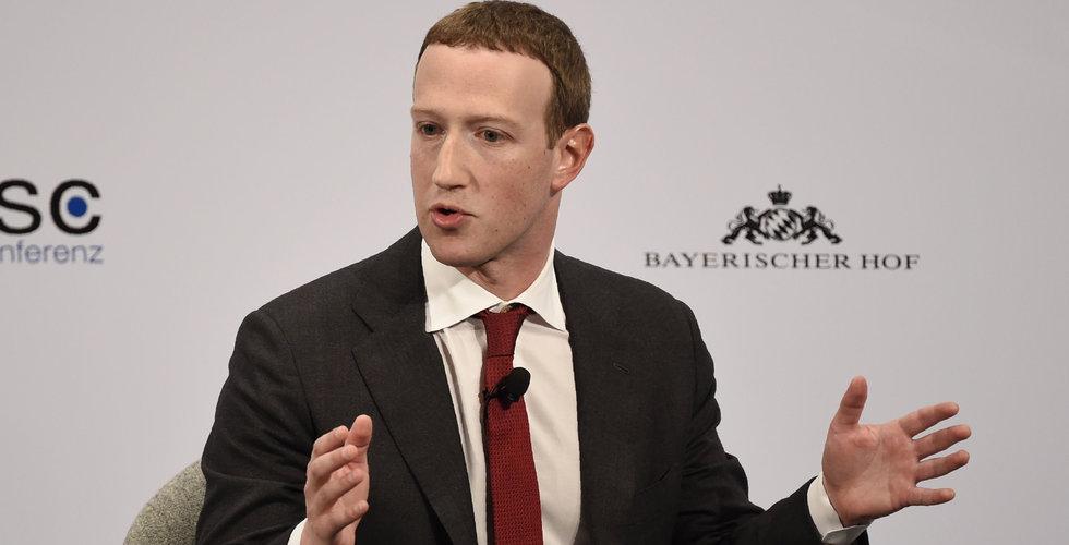 Facebooks rapport slog estimaten – men varnar för lägre tillväxt framåt